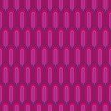 Purpurfärgat sextiosmattrande Royaltyfria Foton