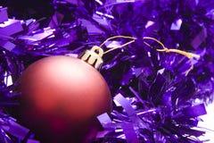 purpurowa czerwień Zdjęcie Royalty Free