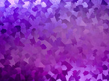 Purpurowa szklana tekstura Obrazy Stock