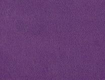 Purpurowa sztucznej skóry powierzchnia Obrazy Stock
