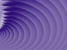 purpurowe fale Zdjęcie Royalty Free