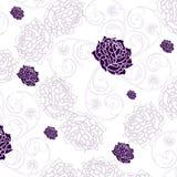 purpurowe róże Obrazy Stock