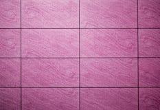Purpurowe tło płytki Obrazy Royalty Free