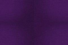 Purpurowej tkaniny tekstury bezszwowy tło Zdjęcia Royalty Free