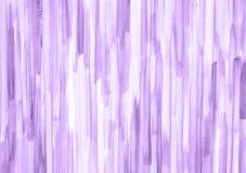 Purpurowi paski szczotkarscy uderzenia ilustracja wektor