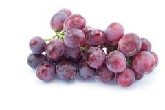 Purpurowi winogrona jagodowi Obrazy Stock