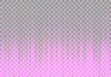 Purpurowi zorz borealis Zdjęcie Stock
