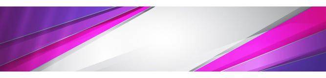 Purpurowy biały tło Fotografia Royalty Free