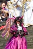 Purpurowy diabeł Zdjęcie Stock