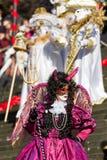 Purpurowy diabeł (2) Obrazy Royalty Free