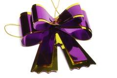 purpurowy faborek Obraz Royalty Free