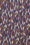 Purpurowy liścia tło. Obraz Royalty Free