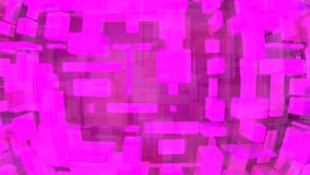 Purpurowy nowożytny tło Zdjęcie Royalty Free