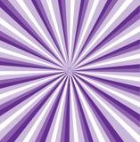 Purpurowy promienia tło Zdjęcia Royalty Free