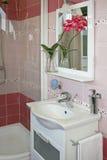 purpurowy prysznic Zdjęcie Royalty Free