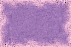 purpurowy ramowych fotografia stock