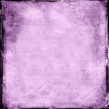 Purpurowy rocznika tło Obrazy Royalty Free