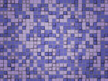 Purpurowy szkockiej kraty tło Ilustracja Wektor