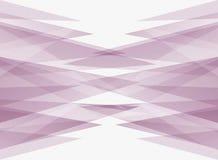 Purpurowy tło z trójbokami Obrazy Royalty Free