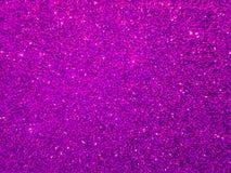 Purpurowy textured tło z błyskotliwość skutka tłem zdjęcie royalty free
