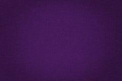 Purpurowy tkaniny tekstury tło Zdjęcia Royalty Free