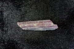 Purpurowy Tourmaline Obrazy Stock
