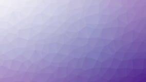 Purpurowy Triangulated tło Zdjęcie Royalty Free