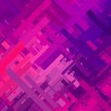 Purpurowy usterki tło ilustracji
