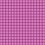 Purpurowy wektoru kwadrata siatki wzór bezszwowa konsystencja ilustracja wektor
