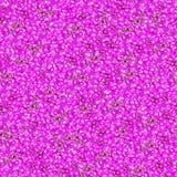 Purpurrote Blumen-nahtloses Muster Lizenzfreie Stockfotos