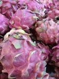 Purpurrote Drachefrucht Lizenzfreie Stockfotos