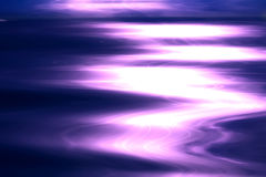 Purpurrote Energie Lizenzfreies Stockbild