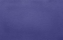 Purpurrote graue lederne Beschaffenheit Lizenzfreies Stockfoto