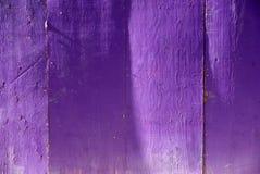 Purpurrote Planke Stockfotos