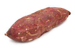 Purpurrote süße Kartoffel Lizenzfreies Stockfoto