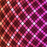 Purpurroter abstrakter Hintergrund des diagonalen Vektors Lizenzfreies Stockbild
