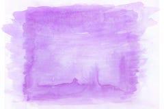 Purpurroter Aquarellsteigungshintergrund Vektor Abbildung