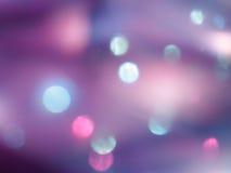 Purpurroter blauer rosa Unschärfe-Hintergrund - Bild auf Lager Stockfotografie