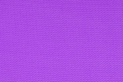 Purpurroter dekorativer Polyester-Gewebebeschaffenheitshintergrund, Abschluss oben Lizenzfreie Stockfotografie