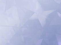 Purpurroter geometrischer abstrakter Hintergrund Lizenzfreie Stockfotografie