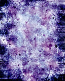 Purpurroter Grunge Hintergrund Lizenzfreie Stockfotografie