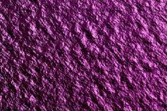 purpurroter Hintergrund zerknitterte Folie Lizenzfreie Stockfotos