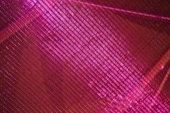Purpurroter Mesh Background Stockfotografie