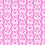 Purpurroter Pastellhintergrund stock abbildung
