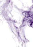 Purpurroter Rauch Lizenzfreie Stockbilder