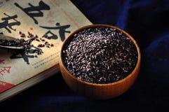 Purpurroter Reis Stockbilder