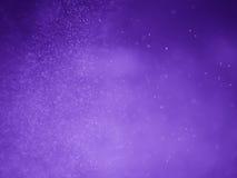 Purpurroter violetter bokeh Zusammenfassungshintergrund und -beschaffenheit Lizenzfreies Stockbild