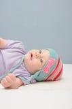 Purpurrotes Baby Lizenzfreies Stockbild