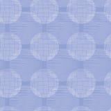 Purpurrotes Gewebe kreist nahtlosen Rüttlerhintergrund ein Lizenzfreies Stockbild