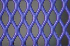 Purpurrotes Ineinander greifen Stockbilder